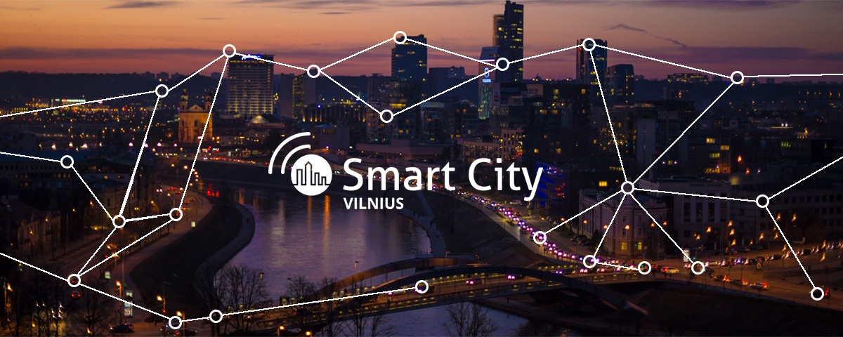 3,2,1 action! LoRa network Up and running into Vilnius City!